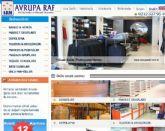 Avrupa Raf Web Sitesi Kurma
