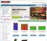Malser Manav Reyonları Alışveriş Sitesi