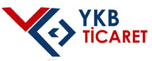 YKB Ticaret Kurumsal Logo Amblem Dizaynı