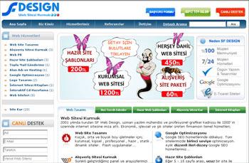 Web Tasarım Sitesi