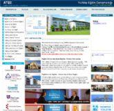 ATEC Yurtd��� E�itim Kurumsal Web Dizayn