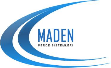 Maden Perde Logo Dizaynı