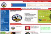 T�rk Kaptanlar� Dernek Web Sitesi A�ma